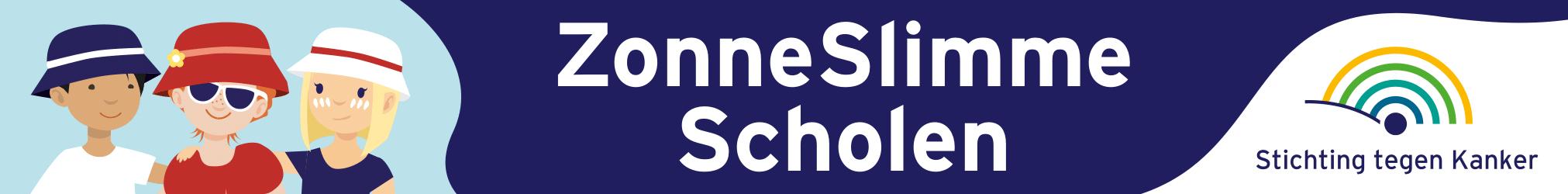 ZonneSlimme Scholen banner