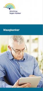 Cover brochure Maagkanker