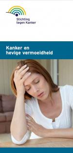 Cover 'Kanker en hevige vermoiedheid'