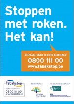 Affiche Tabakstop