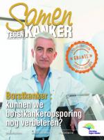 Cover Samen tegen Kanker 2018