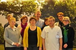 Genezingsruimte waar oncologsche patiënten zullen ontvangen worden en gratis kunnen gebruikmaken van zorgactiviteiten