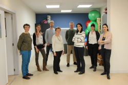 Ontwikkeling en duurzaamheid van het Maison Mieux-Être van GHdC