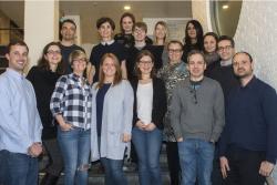 Team van Professor Christos Sotiriou