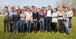 Team van Professor Joris Vermeesch