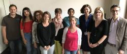 Team van Professor Isabelle Demeestere
