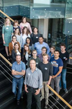 Team van Professor Joost Schymkovitz