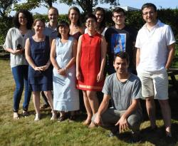 Team van Professor Stanislas Goriely