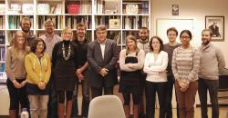 Team van professor Stefan Constantinescu