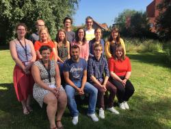 Team van professor Pieter Van Vlierberghe