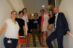Team van professor Frédéric Amant
