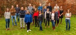 Team van professor Jo Vandesompele
