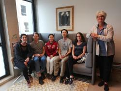 Team van Professor Gabriele Bergers