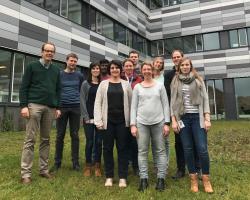Team van professor Dirk Elewaut