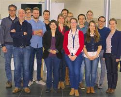 Team van professor Geert Berx
