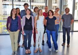 Team van professor Kim De Keersmaecker