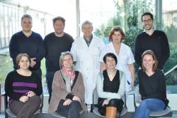Team van professor Liv Veldeman