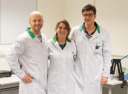 Team van professor Sophie Hernot