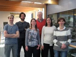 Team van professor Wim Declercq