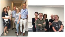 Team van Professor Jean-Luc Van Laethem & Ilse Rooman