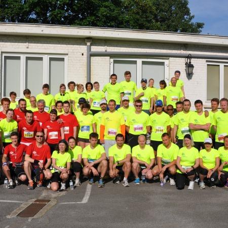 20 km door Brussel 2014
