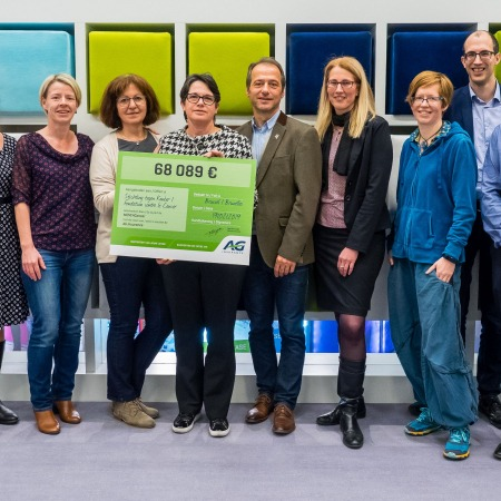 AG cheque 2019