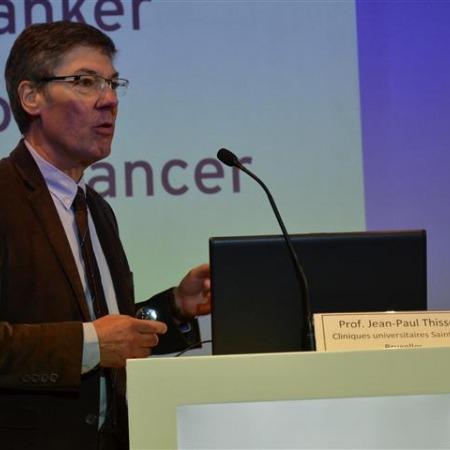 Colloque CSO Jean-Paul Thissen