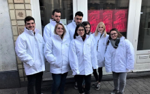 streetfundraising Fondation cancer_Stichting kanker