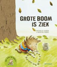 Cover van het boek Grote boom is ziek