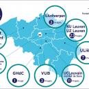 Répartition par universités Grants