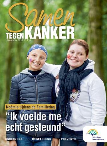 Cover magazine december