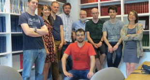 Team van Professor Pierre van der Bruggen