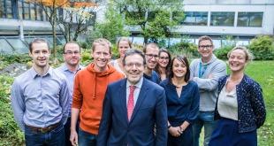 Team van professor Viggo Van Tendeloo