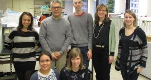 Team van professor Zeger Debyser & professor Pieter Van Vlierberghe