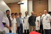 Team van Professor Karin Haustermans