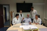 Team van professor Kris Thielemans