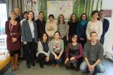 Team van professor Barbara De Moerloose