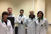 Team van professor Matthias D'Huyvetter