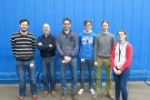 Team van professor Steven Goossens