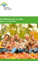 Cover brochure 'De Stichting aan uw zijde'