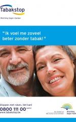 """cover brochure """"ik voel me zoveel beter zonder tabak"""""""
