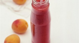 Apricot smoothie - Smoothie abricot