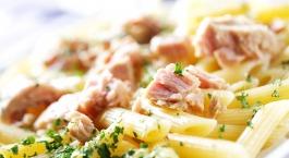 pasta tonijn