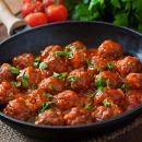 boulettes sauce tomate balletje tomatensaus