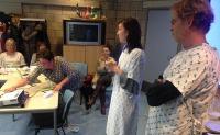 De presentatie van INGA wellbeing