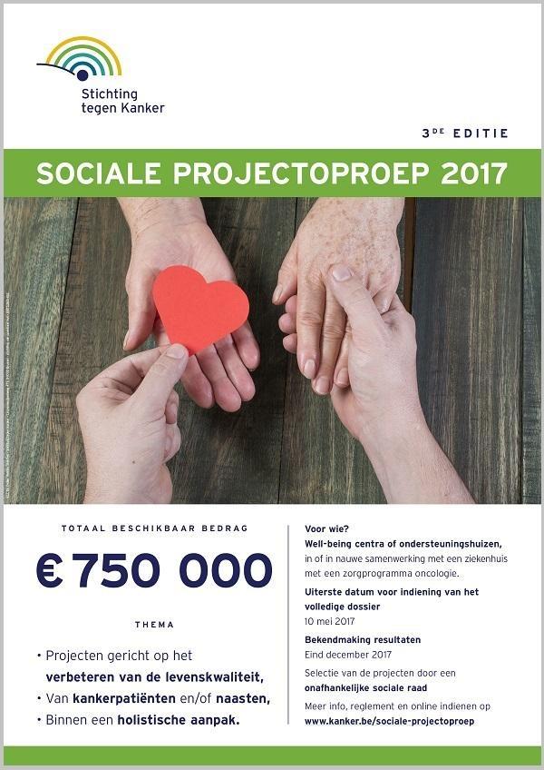 Affiche van de Social Grants 2017